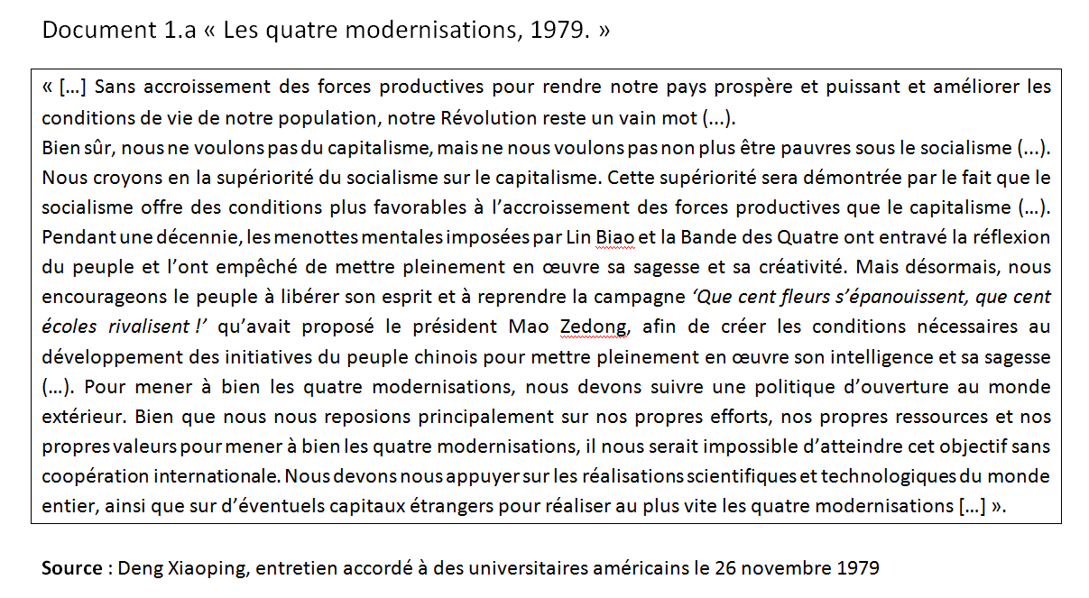Chine_DENG&les_quatre_modernisations_1979
